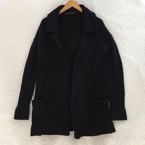 Brandy Melville sample knit Kennedy cardigan coat